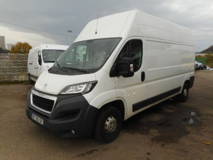 Fourgon Peugeot Boxer Fourgon tolé L3H3 HDI 130  Occasion - 1