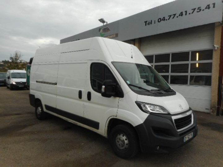Fourgon Peugeot Boxer Fourgon tolé L3H3 HDI 130  - 2