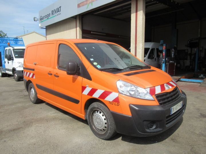 Fourgon Peugeot Expert Fourgon tolé L1H1 HDI 120  - 1