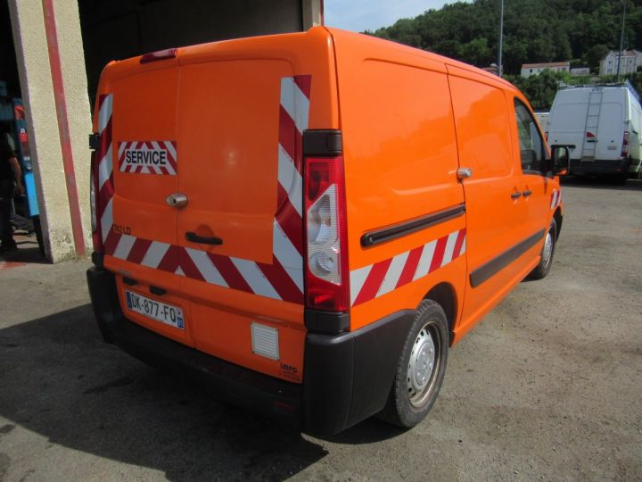 Fourgon Peugeot Expert Fourgon tolé L1H1 HDI 120  - 4