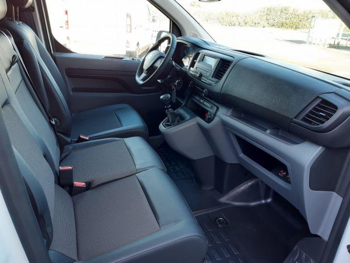 Fourgon Peugeot Expert Fourgon tolé STANDARD 2.0 BLUEHDI 120CH PREMIUM BLANC - 13