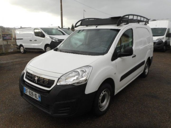 Fourgon Peugeot Partner Fourgon tolé HDI 100 LONG  Occasion - 1