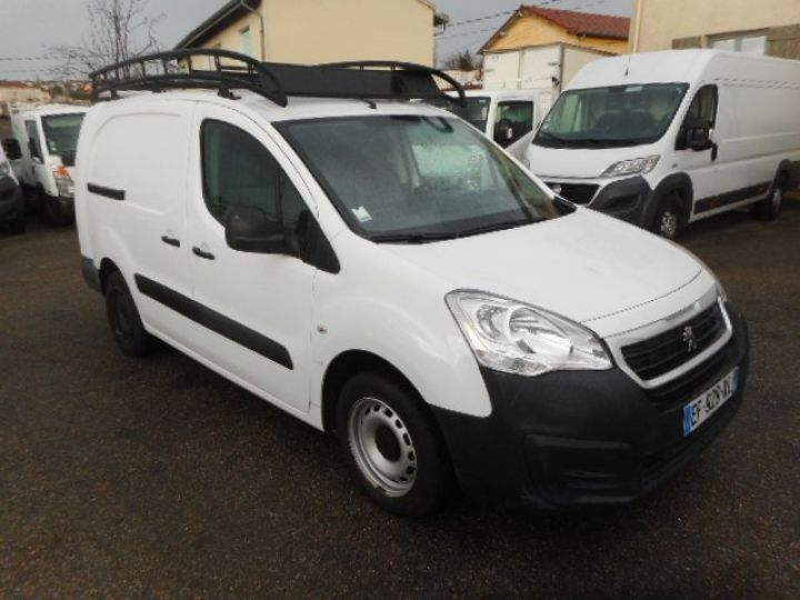 Fourgon Peugeot Partner Fourgon tolé HDI 100 LONG  Occasion - 2