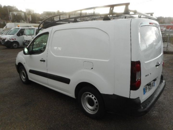 Fourgon Peugeot Partner Fourgon tolé HDI 100 LONG  Occasion - 4