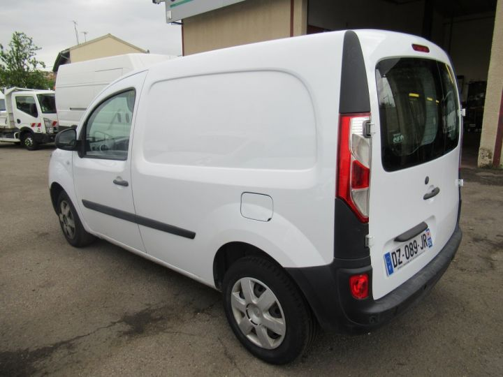 Fourgon Renault Kangoo Fourgon tolé DCI 90  - 3
