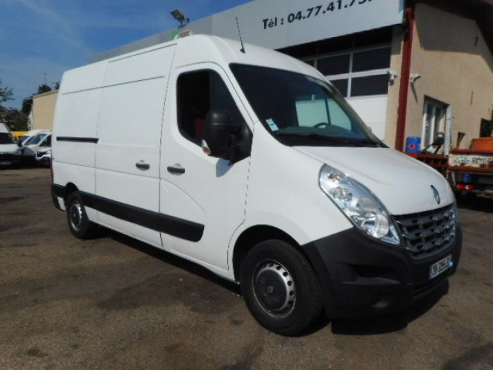 Fourgon Renault Master Fourgon tolé 3t5 l2h2 dci 150  Occasion - 1