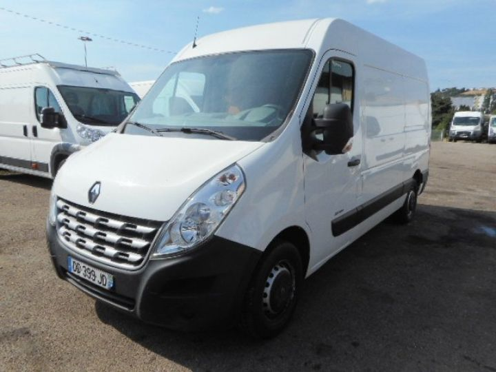 Fourgon Renault Master Fourgon tolé 3t5 l2h2 dci 150  Occasion - 2