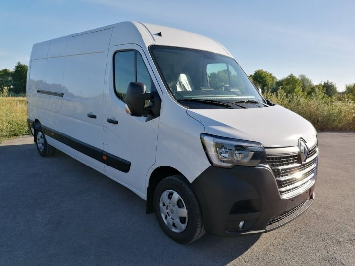 Fourgon Renault Master Fourgon tolé GRAND CONFORT BLANC - 1