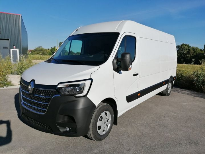 Fourgon Renault Master Fourgon tolé GRAND CONFORT BLANC - 2