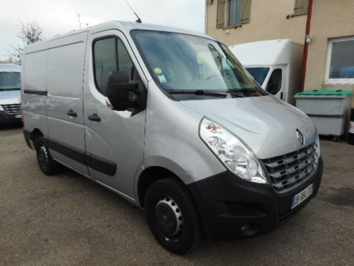 Fourgon Renault Master Fourgon tolé L1H1 DCI 100  Occasion - 1