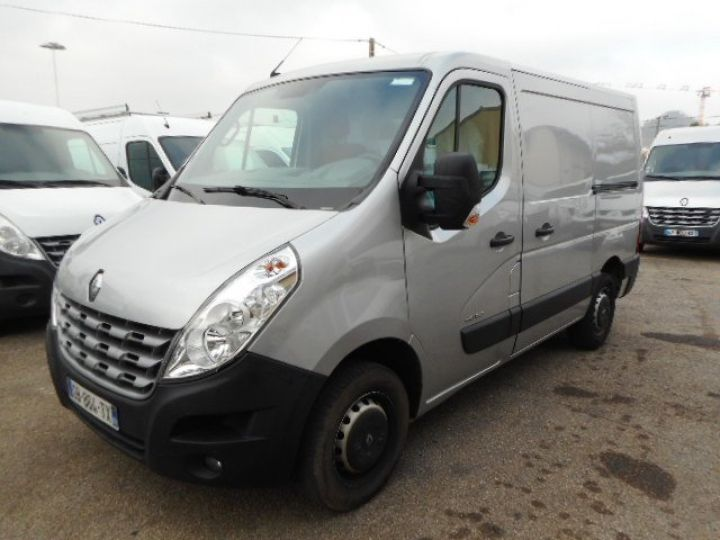 Fourgon Renault Master Fourgon tolé L1H1 DCI 100  Occasion - 3