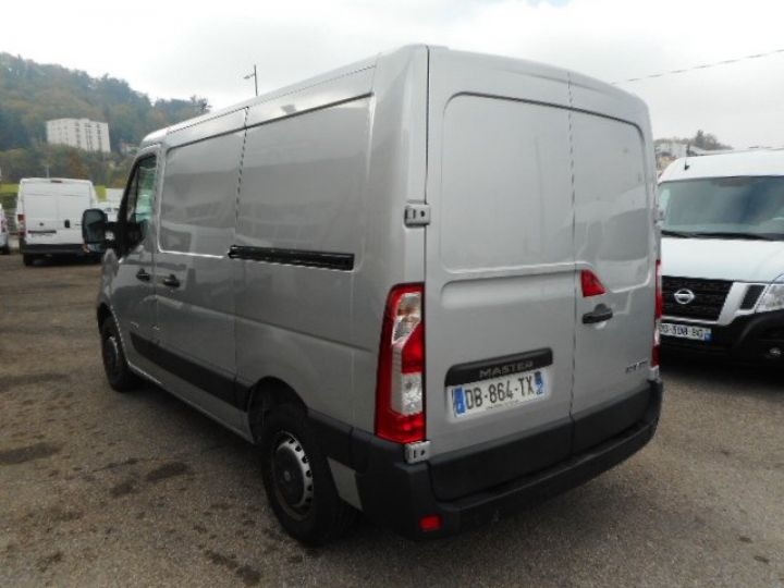 Fourgon Renault Master Fourgon tolé L1H1 DCI 100  Occasion - 4