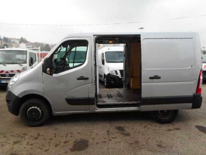 Fourgon Renault Master Fourgon tolé L1H1 DCI 100  Occasion - 7