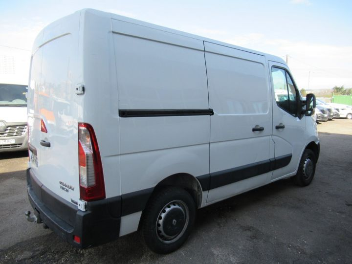 Fourgon Renault Master Fourgon tolé L1H1 DCI 135  - 3
