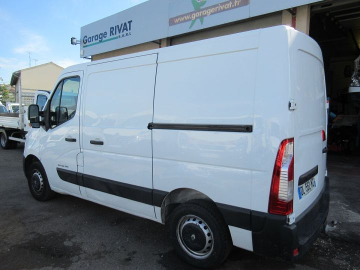 Fourgon Renault Master Fourgon tolé L1H1 DCI 135  - 4