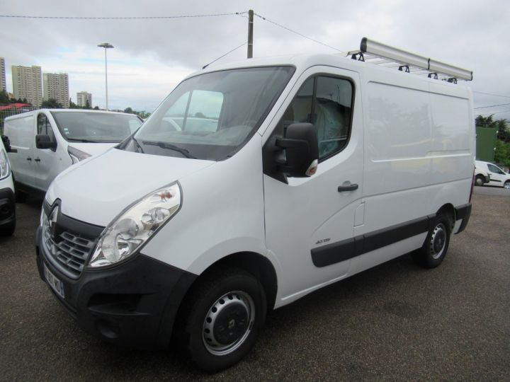 Fourgon Renault Master Fourgon tolé L1H1 DCI 135  - 1