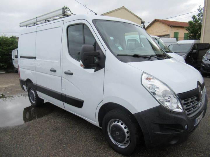 Fourgon Renault Master Fourgon tolé L1H1 DCI 135  - 2