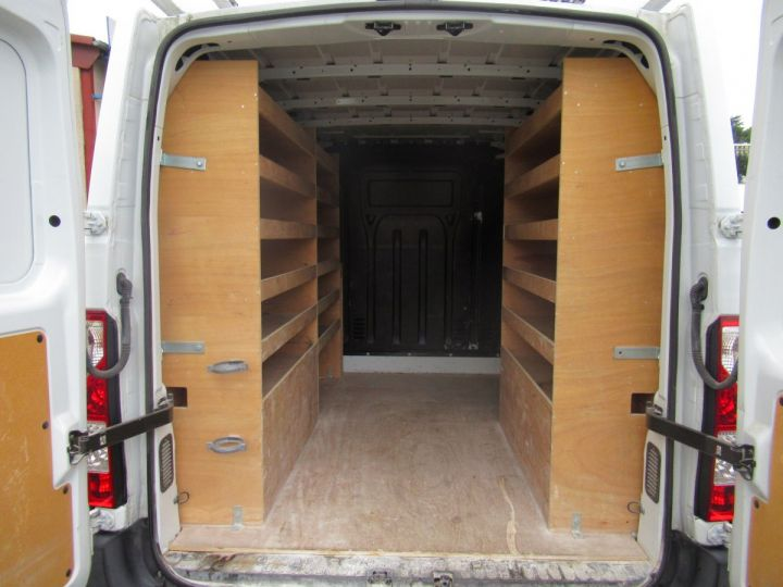 Fourgon Renault Master Fourgon tolé L1H1 DCI 135  - 6
