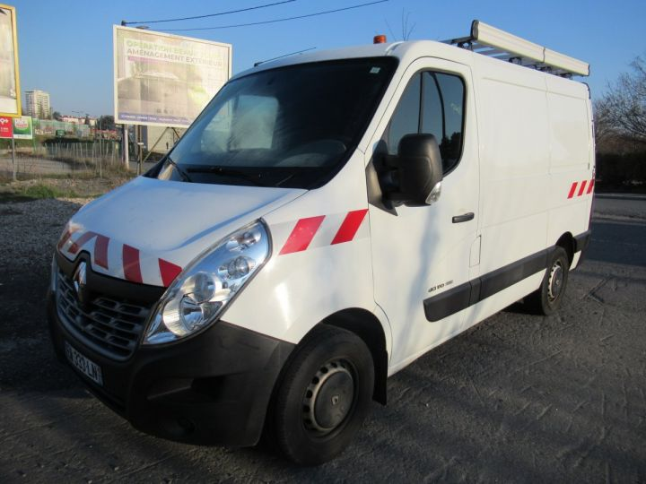 Fourgon Renault Master Fourgon tolé L1H1 DCI 170  - 1