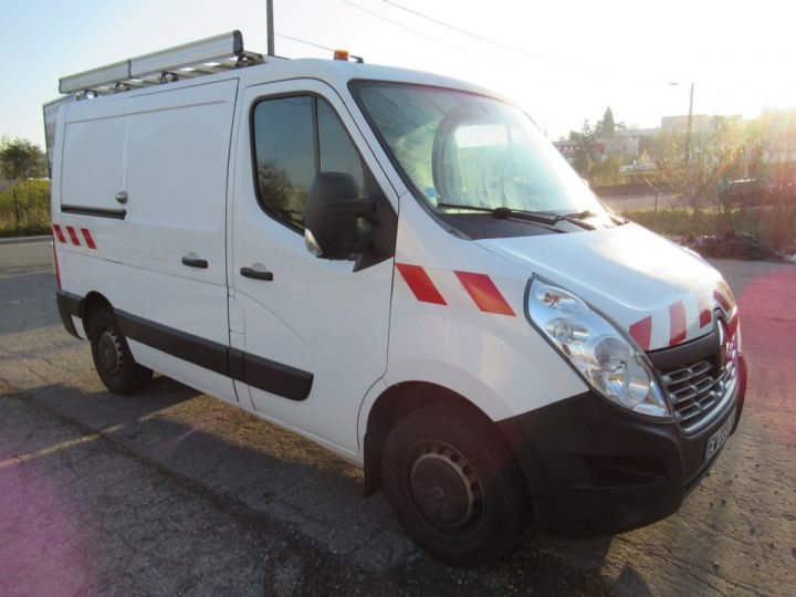 Fourgon Renault Master Fourgon tolé L1H1 DCI 170  - 2