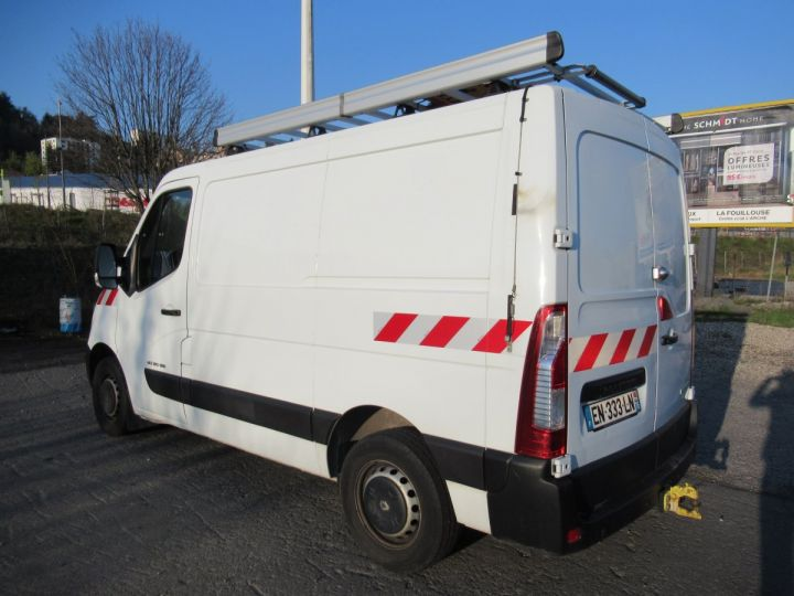 Fourgon Renault Master Fourgon tolé L1H1 DCI 170  - 3