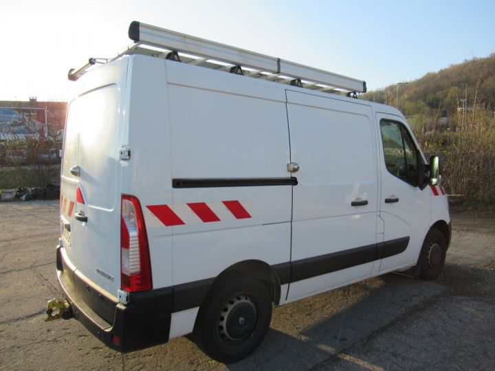 Fourgon Renault Master Fourgon tolé L1H1 DCI 170  - 4