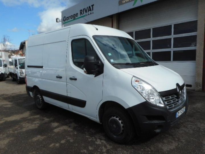 Fourgon Renault Master Fourgon tolé L1H2 DCI 125  - 1