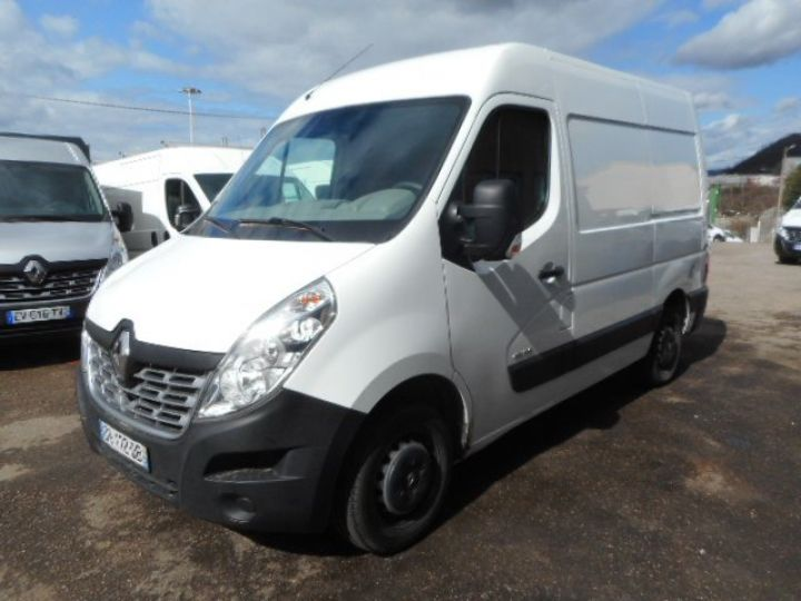 Fourgon Renault Master Fourgon tolé L1H2 DCI 125  - 2