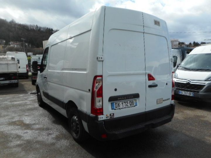 Fourgon Renault Master Fourgon tolé L1H2 DCI 125  - 3