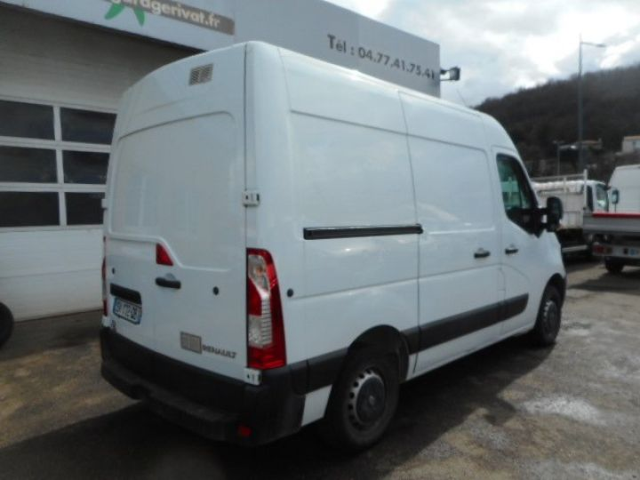 Fourgon Renault Master Fourgon tolé L1H2 DCI 125  - 4