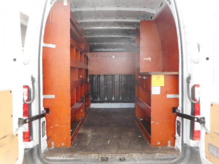 Fourgon Renault Master Fourgon tolé L1H2 DCI 125  - 6