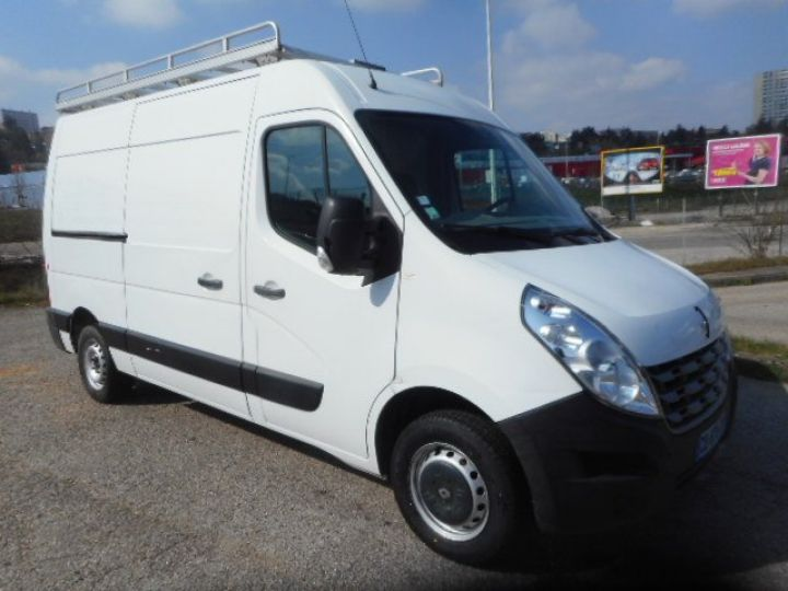 Fourgon Renault Master Fourgon tolé L2H2 DCI 100  - 1