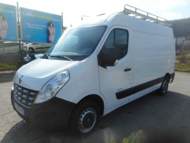 Fourgon Renault Master Fourgon tolé L2H2 DCI 100  - 2