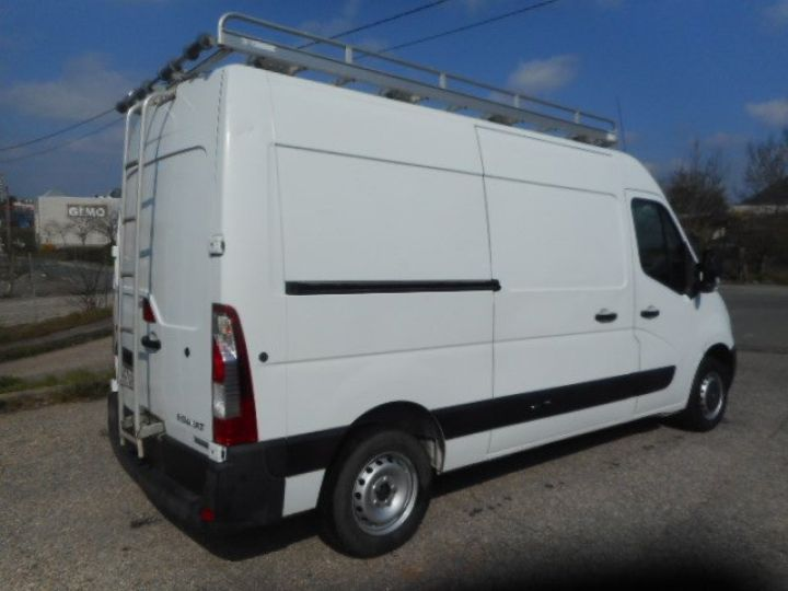 Fourgon Renault Master Fourgon tolé L2H2 DCI 100  - 4