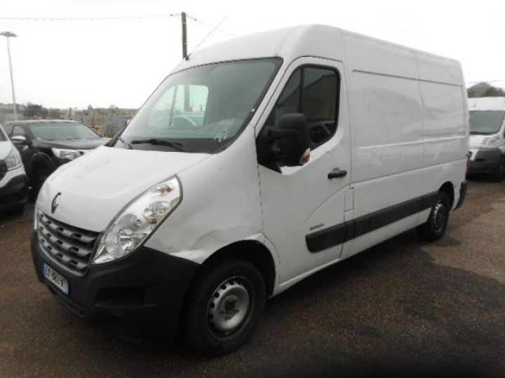 Fourgon Renault Master Fourgon tolé L2H2 DCI 100  Occasion - 1