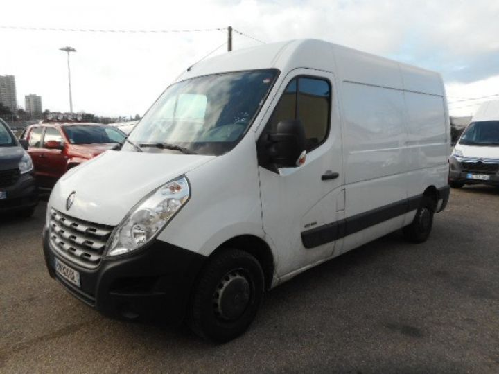 Fourgon Renault Master Fourgon tolé L2H2 DCI 125  - 1