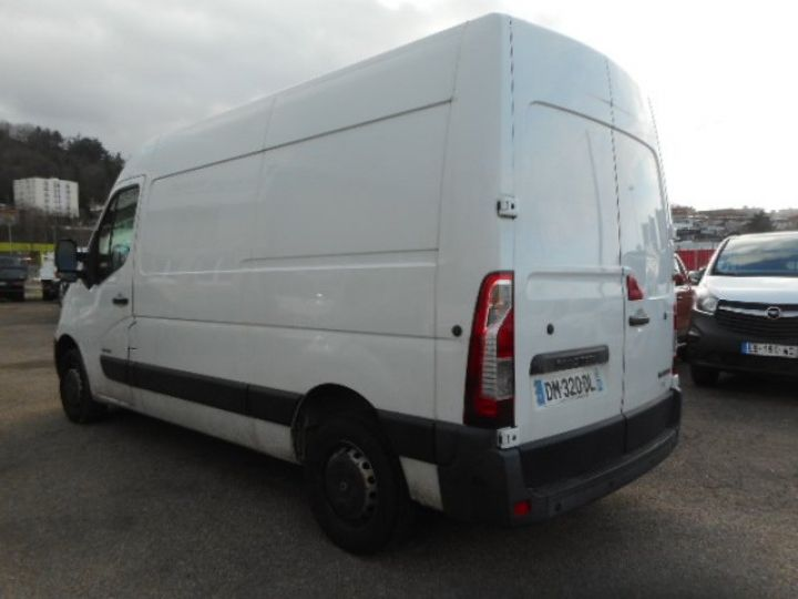 Fourgon Renault Master Fourgon tolé L2H2 DCI 125  - 2