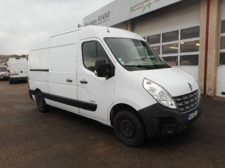 Fourgon Renault Master Fourgon tolé L2H2 DCI 125  Occasion - 1