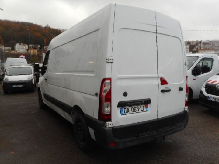 Fourgon Renault Master Fourgon tolé L2H2 DCI 125  Occasion - 3