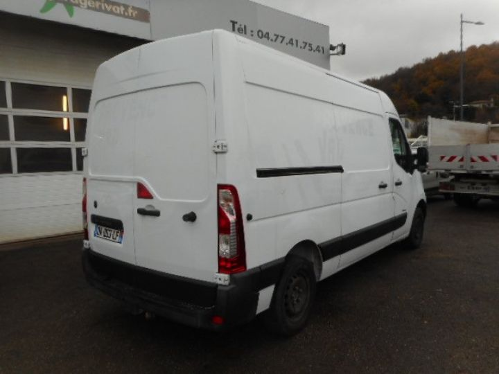 Fourgon Renault Master Fourgon tolé L2H2 DCI 125  Occasion - 4