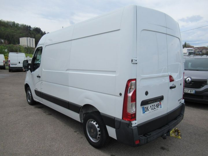 Fourgon Renault Master Fourgon tolé L2H2 DCI 125  - 4