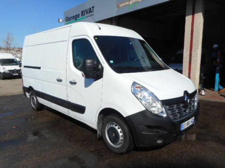 Fourgon Renault Master Fourgon tolé L2H2 DCI 130  - 1