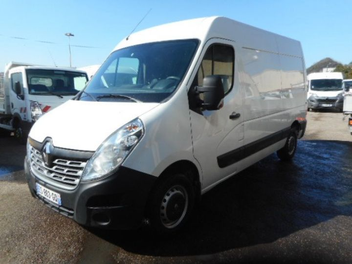 Fourgon Renault Master Fourgon tolé L2H2 DCI 130  Occasion - 2