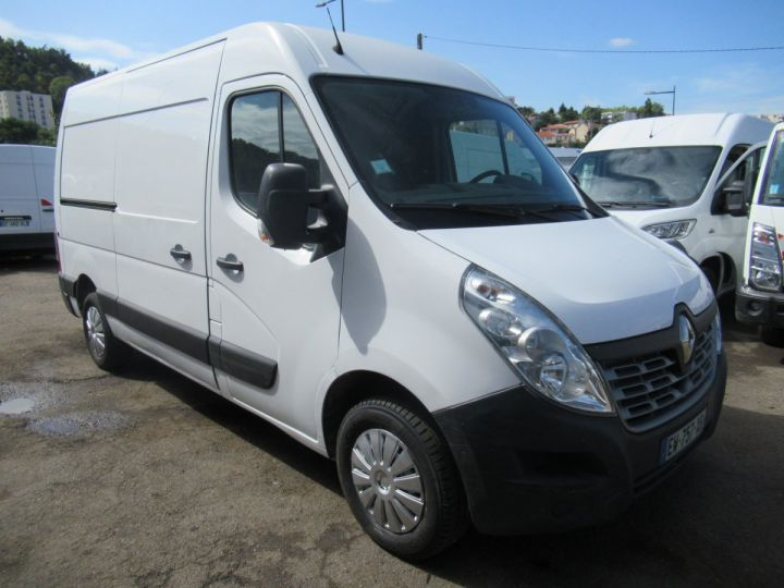 Fourgon Renault Master Fourgon tolé L2H2 DCI 130  - 2