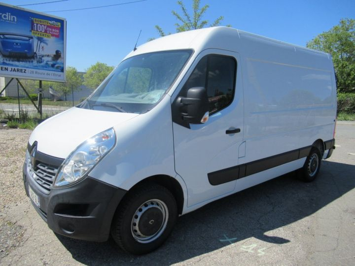 Fourgon Renault Master Fourgon tolé L2H2 DCI 135  - 2