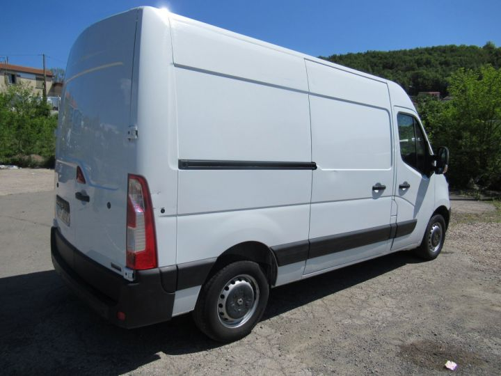 Fourgon Renault Master Fourgon tolé L2H2 DCI 135  - 4