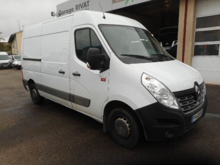 Fourgon Renault Master Fourgon tolé L2H2 DCI 145  Occasion - 1