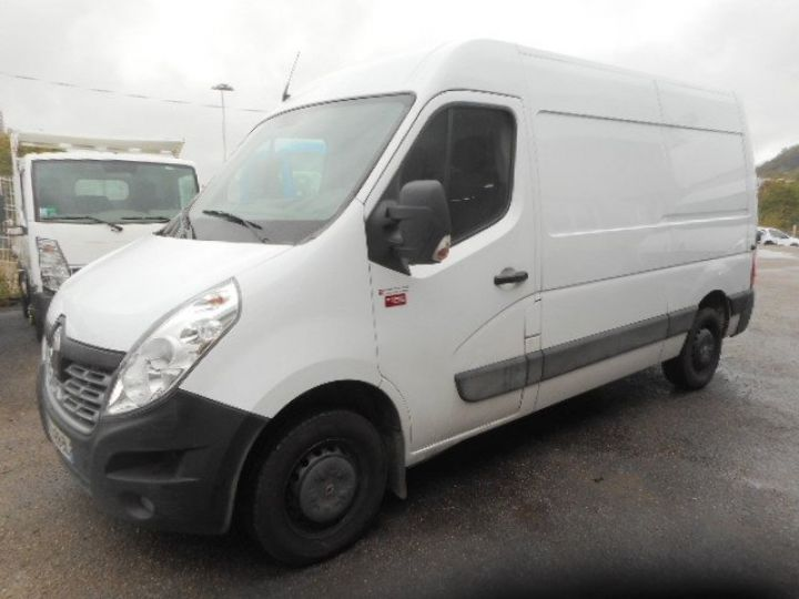 Fourgon Renault Master Fourgon tolé L2H2 DCI 145  Occasion - 2