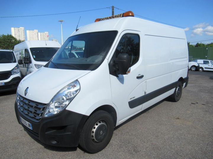Fourgon Renault Master Fourgon tolé L2H2 DCI 150  - 1