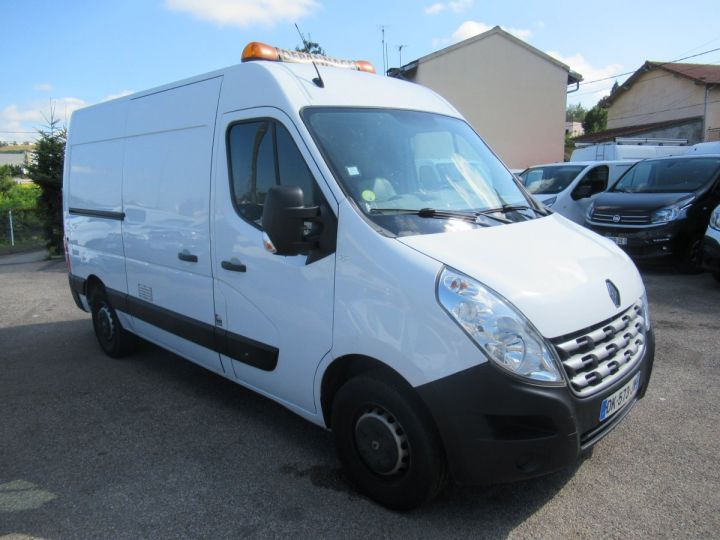 Fourgon Renault Master Fourgon tolé L2H2 DCI 150  - 2